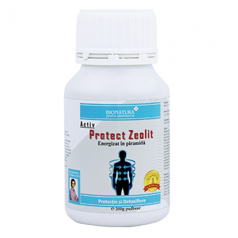 Activ Zeolit Protect Pulbere g - zeolit protect