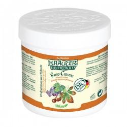 Crema de picioare pentru imbunatatirea circulatiei, cu vita de vie si plante BIO Kräuter®