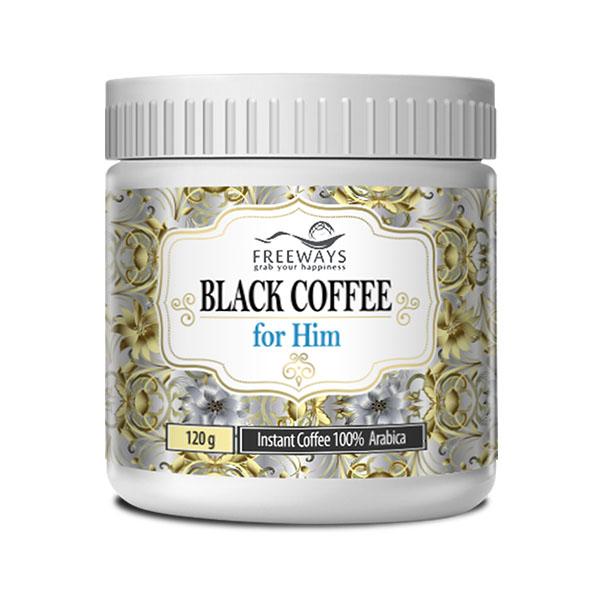 BLACK COFFEE for HIM (120g)