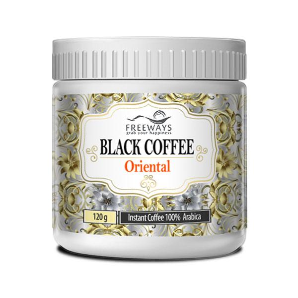 BLACK COFFEE Oriental (120g)