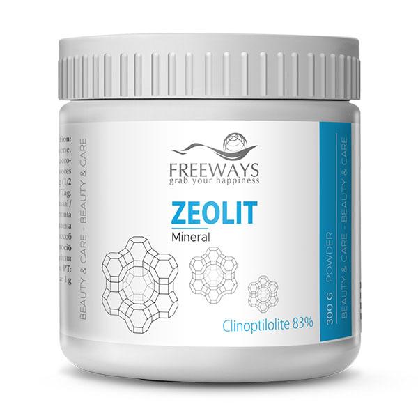 Mineral Zeolit pulbere (300 g)