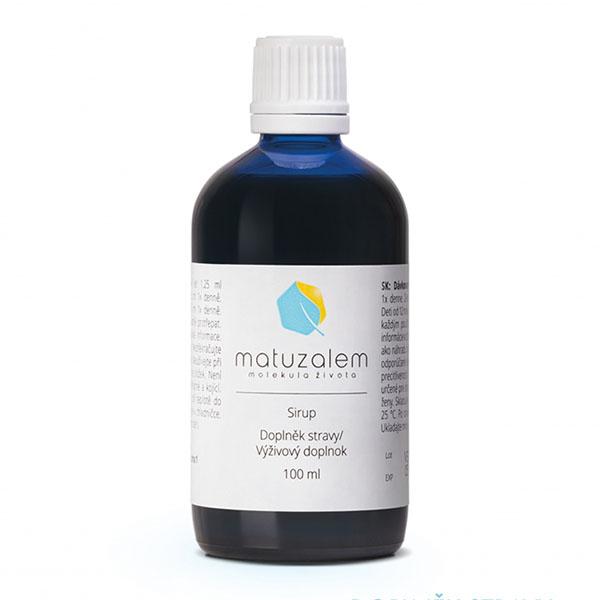 MATUZALEM SIROP IMUNITATE – 100 ml