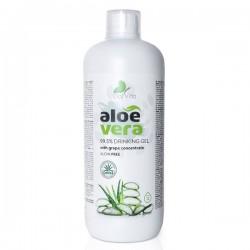 Aloe Vera 99.5% - gel de băut cu concentrat din struguri