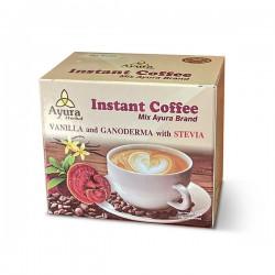 Ayura coffee cu Ganoderma, Vanilie si Stevia