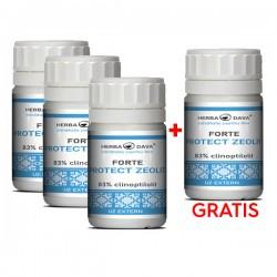 PROMO 3+1 GRATIS - Protect Zeolit Forte 90 cps