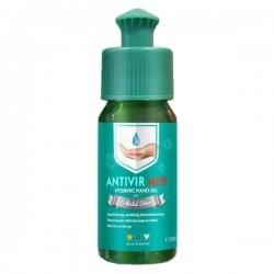 ANTIVIR MED - gel antibacterian pentru igienizarea mainilor