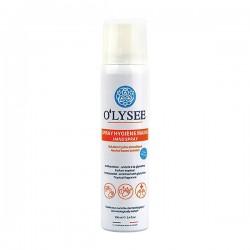 Spray pentru igiena mainilor pe baza de alcool Olysée, 100 ml