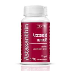 Astaxanthin 6 mg