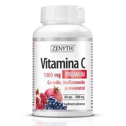 Vitamina C Premium 1000 mg - 60cps