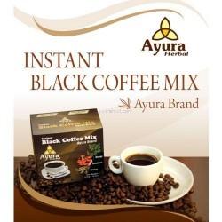 Ayura Herbal Instant Black Cofee Mix
