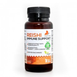 Ganoderma Sporocap extract- REISHI DALVITA