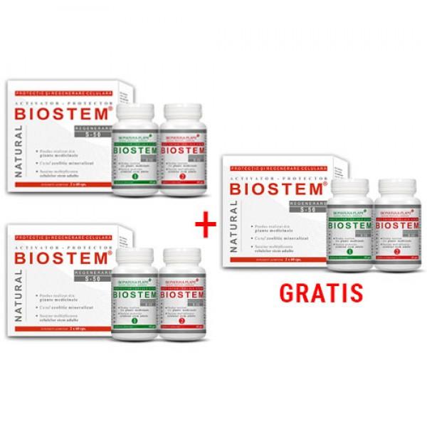 Biostem 2+1 GRATIS