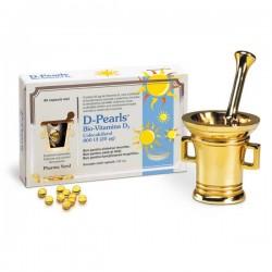 D-Pearls Bio-Vitamina D3 20µg - 80cps