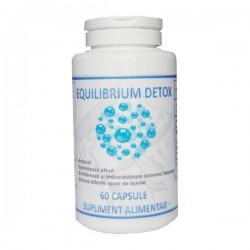 Equilibrium Detox 60 cps