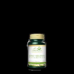 Zinc + Seleniu + Vitamina C -  90 cps